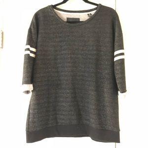 EUC Scotch & Soda Varsity Sweatshirt